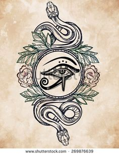 egyptian god tattoo designs - Google Search