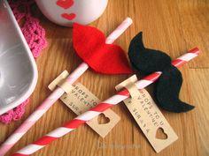 Valentine Mustache &