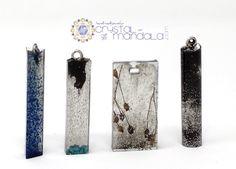 resin pendant, resin crystal pendants, http://www.machegioia.net/