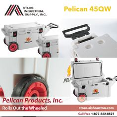 Pelican Products 45QW Elite Cooler from Pelican brand is the best portable ice chest / box. Made in USA, perfect for outdoor camping, fishing, hunting, marine, & tailgating. http://store.aishouston.com/pelican/pelican-coolers/45qw-pelican-coolers/manufacturer?categorylayout=0&showcategory=1&showproducts=1&productsublayout=0