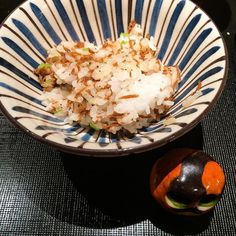 Dericious rice mixed