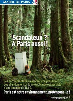 Campagne-Propreté-Paris, 2009