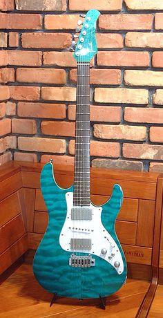Varita Custom Guitars (Japan) U.S. Soltar Exclusive