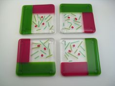 Fused Glass Coasters | by Category or Search Select Category Fused Glass (131) Stained Glass ...
