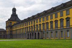 'Rheinische Friedrich-Wilhelms-Universität Bonn' von Dirk h. Wendt bei artflakes.com als Poster oder Kunstdruck $18.03