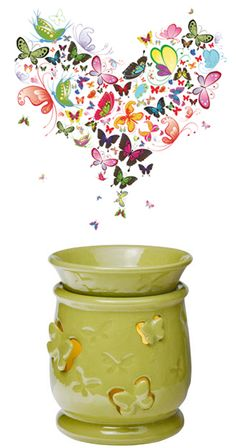 Wickless candles and scented fragrance wax for electric candle warmers and scented natural oils and diffusers. Shop for Scentsy Products Now! Butterfly Cutout, Butterfly Gifts, Butterfly Art, Butterflies, Wax Warmers, Fairy Garden Accessories, Stencil Patterns, Scentsy, Cardmaking