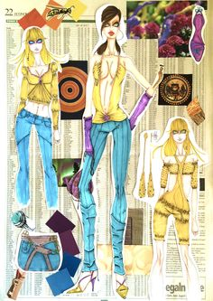 Fashion Illustration MPF. #voguemagazine #mpfisme #moda #madeinitaly #couturedress #vogue #fashionstyle #fashionblogger #fashionillustration #fashionista #denim