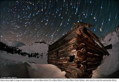 Colorado Night Sky