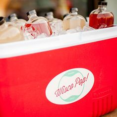 WiscoPop soda (Made in Viroqua, Wisconsin) #madeinusa #madeinamerica