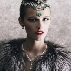 Jewellery editorial ~ Instagram