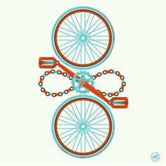 Life is infinite motion... Жизнь – в бесконечном движении… #illustration #drawing #art #comics #wacom #wacomtablet#ilustracion #painting #instaart #artwork #velo #bicycle #bodylanguage #velocity #citybike #bikelife #colorful #coloryourlife #вело #велосипед #citybike #passions #cycle
