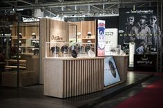 Carrera Booth by Soolid Comunicazione & Arch. Masoni at ISPO, Munich - Germany