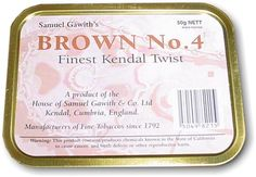 Brown No.4