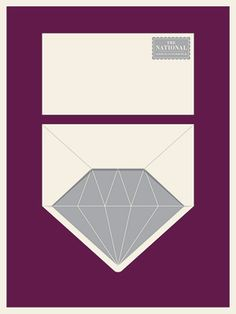 This Diamond envelope has my name written all over it