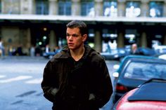 The Bourne Series. Great movies!