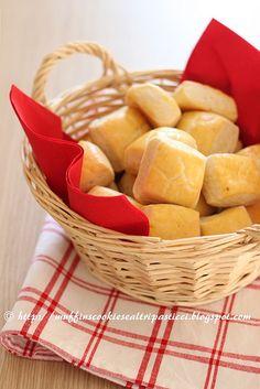 Crescente al gorgonzola: bocconcini crea-dipendenza