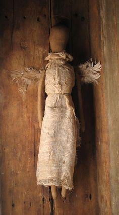 Wonderful primitive angel