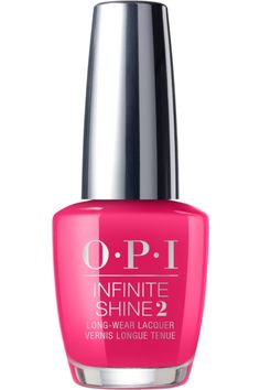 Popular Nail Shades for 2018: Strawberry Margarita by OPI
