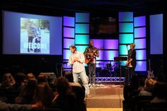 Throwback Thursday to our official church launch day 2 years ago! We were meeting in the evenings in another church's space. We had just welcomed the Clarks as Pastor Chris Clark came on as Worship Pastor.  Come join us and celebrate at our birthday party with us! It only takes a minute to RSVP at http://ift.tt/1f30MYY Details: January 21st 6-8pm (doors open at 5:30) Dinner will be served. Chisholm Springs Event Center 7479 W. Simpson Rd. Edmond OK 73025  #churchplanting #celebratecommunity…