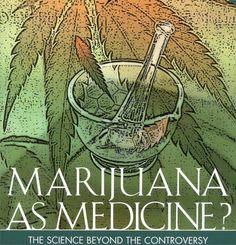 Federally Sponsored Marijuana Study Backfires: Scientists Conclude DEA Should Reclassify Cannabis