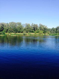 Ertis river, Semey
