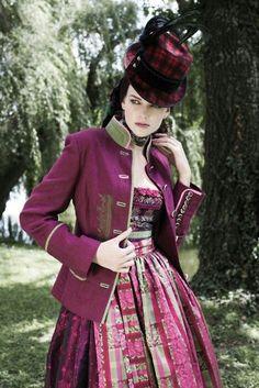 Steampunk fashion] | Steampunk fashion | Captivating Cloaks-Capelets-Jackets-Coats