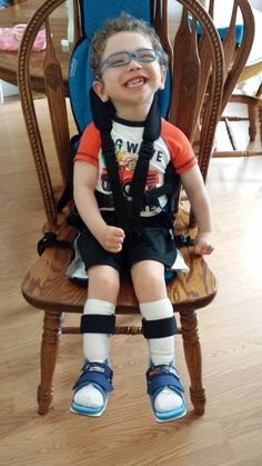 Miles got the smiles in his GoTo Seat!! | Firefly | www.fireflyfriends.com #gotoseat #firefly