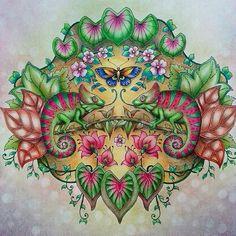 @Regrann from @silviareginacassol -  #wonderfulcoloring #selvamagicaoficial #magicaljunglecoloringbook #johannabasfordenchantedforest #johannabasford #divasdasartes #boracolorirtop #arte_e_colorir #coloring_secrets #lostoceancoloringbook #artecomoterapia #coloringbookforadults #coloringbook #fabercastellpolychromos #adultcoloringapp #desenhoscolorir #lapiscoreseafins #colore_arte #docepapelatelierr #colortherapyapp #terapiacompintura #topcoloridos #livroscoloriramo - #regrann