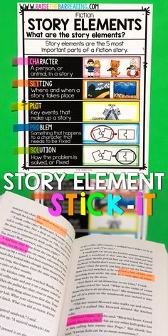 Engaging and Meaningful Fiction Reader Response for Elementary Students - Raise the Bar Reading Third Grade Reading, Guided Reading, Close Reading, Reading Lists, Reading Comprehension Strategies, Comprehension Worksheets, Nonfiction Text Features, Text Evidence, Story Elements