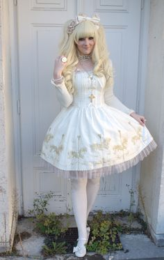 Sweet Lolita Coords