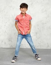 Lookbook colección Pepe Jeans London Junior & Kids | Agente-K