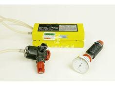 Pneupac 2-R - respirator transportowy, karetkowy