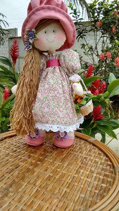 Boneca Alice Florista
