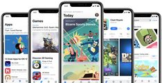 #News #App #Apple Apple Raising App Store Prices in Brazil, Colombia, India, Indonesia, Russia and South Africa Apple Watch 1, Apple Tv, Apple Apps, Contrôle Parental, Parental Control Apps, Clash Royale, Adobe Creative Cloud, Over App, Apple App Store