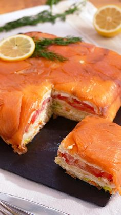 Fish Recipes, Appetizer Recipes, Appetizers, Healthy Recipes, Tapas, Good Food, Yummy Food, Xmas Food, Fish And Seafood
