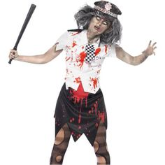 Luxury Adult Ladies Saw Jigsaw Costume  25918  Fancy Dress Ball