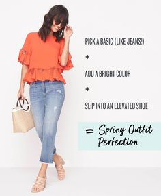 how to create perfect outfit