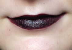 Wet n Wild Megalast lipstick in Vamp it up (Photos, Swatches, Review)