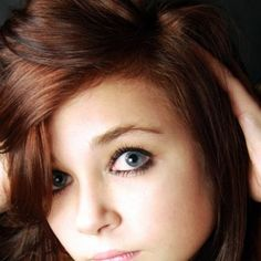 auburn hair color more hair ideas beauty hair hair styles chestnut ...