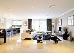 Sekisui House Australia Designs - Seabreeze 235 Living Area