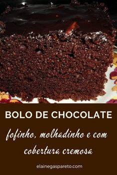 Bolo de chocolate - Source by edneaaparecidams Blueberry Scones, Vegan Blueberry, Easy Smoothie Recipes, Snack Recipes, Snacks, Churros, Chocolate Nestle, Scones Ingredients, Salty Cake