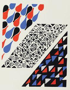 Sonia Delaunay - Compositions 17