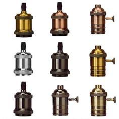 Vintage S Gold Lager Drag Ketten Hängen Top Ketten Für Retro Kronleuchter Kristall Lampe Led Anhänger Lampe Beleuchtung Zubehör Geschickte Herstellung Ketten