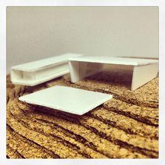 Residencia Fazenda Duas Marias #architectura #uneaud #arquitetura #maquete