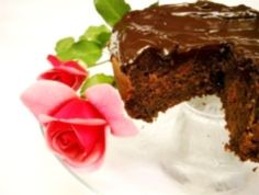 Chocolate Raspberry Bliss Cake Recipe - Cakes & Baking