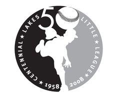 Anniversary logo for local Little League