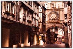 Rouen - il grande orologio