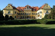Károlyi-kastély, Nagymágocs, Nagymágocs