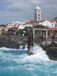 Santa Cruz de Tenerife - Garachico
