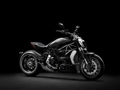 Ducati Unleashes New XDiavel Cruiser Motorcycle [w/Video]